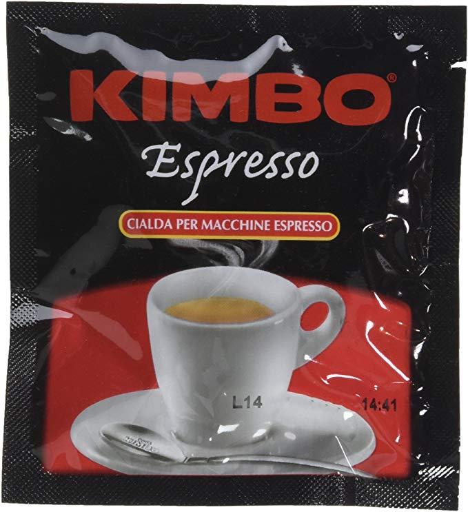 10 cialde di caffè Kimbo universali da 7gr