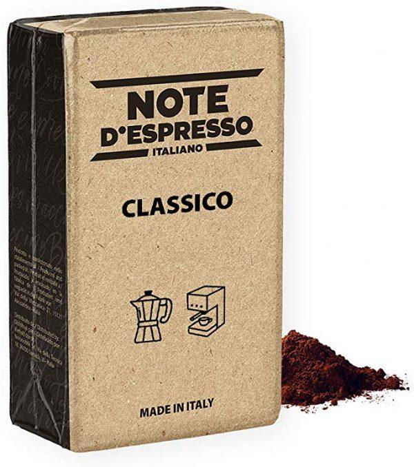 caffè note d'espresso classico 250gr
