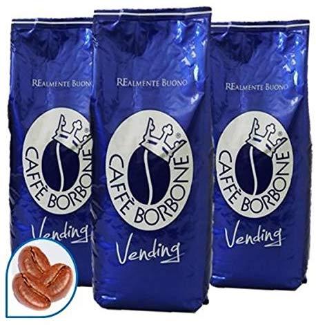 Caffè Borbone in grani Qualità blu 3kg