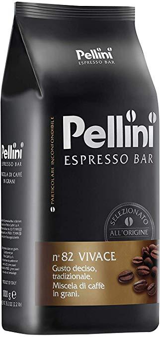 Caffè in grani Pellini n82 vivace 1kg