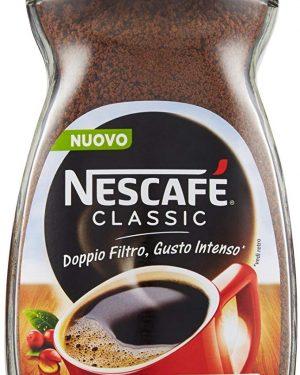 caffè istantaneo nescafé classic barattolo da 200gr