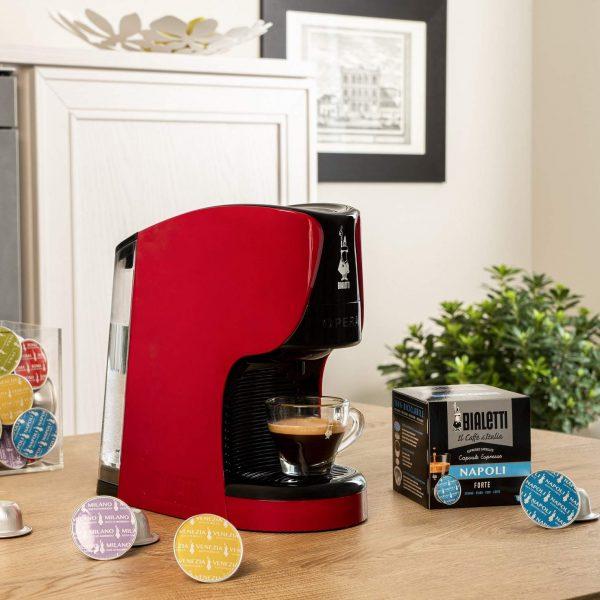 bialetti opera macchina caffe espresso capsule