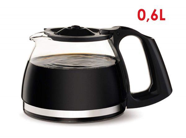 moulinex fg1528 principio caffettiera americana caraffa
