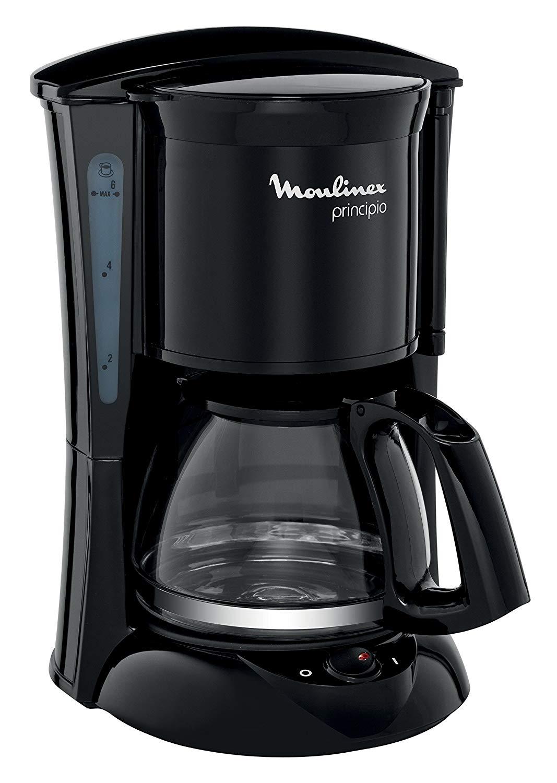 moulinex fg1528 principio caffettiera americana nero