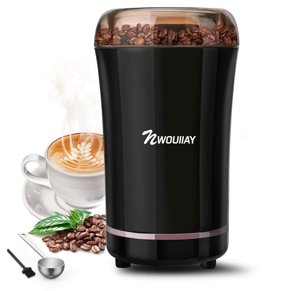 nwouiiay macinacaffe elettrico