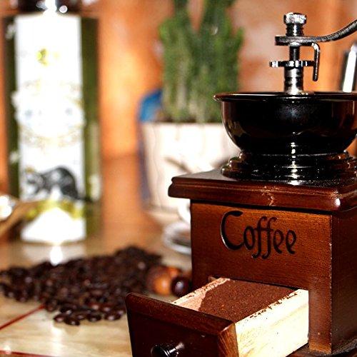zulux macinacaffe manuale grigio
