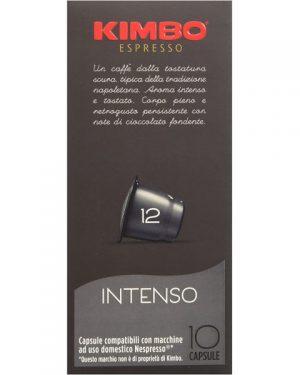 kimbo capsule intenso compatibili nespresso