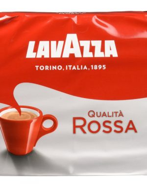 lavazza caffe macinato qualita rossa 5 confezioni