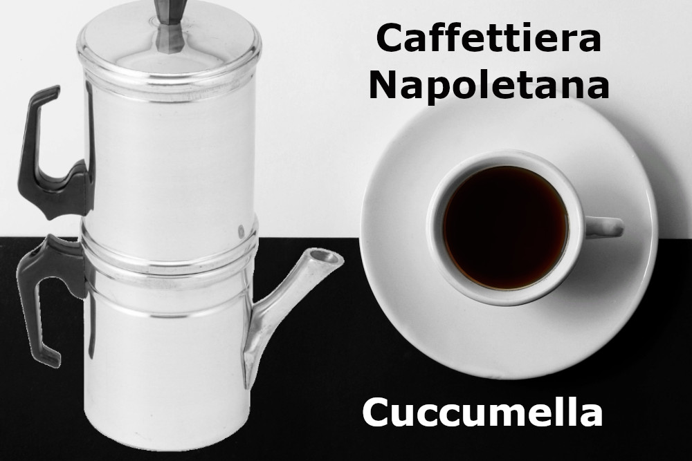 Caffettiera napoletana Cuccumella
