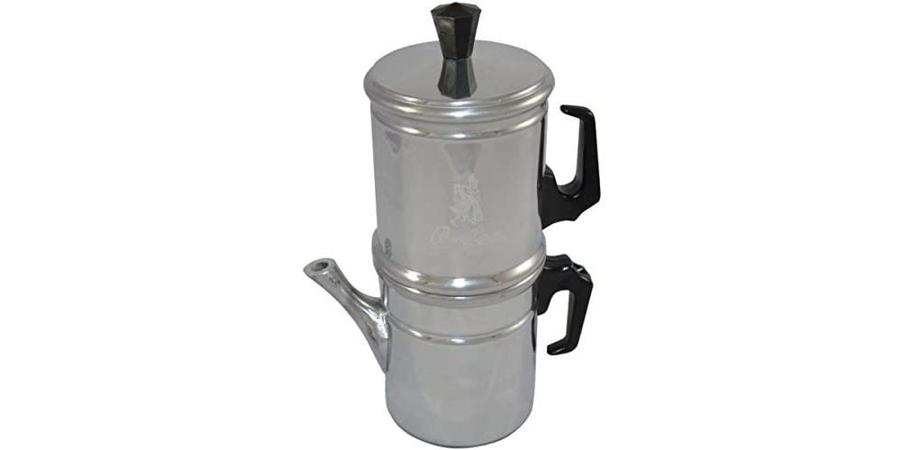 Moka Napoletana - Caffè Barbera in alluminio