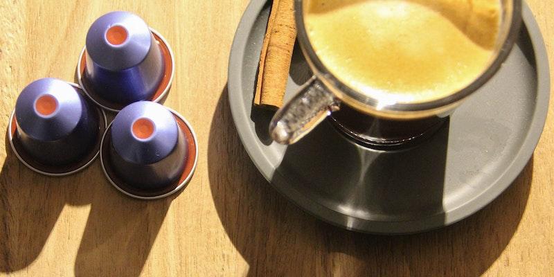 Un Buon caffè in capsule