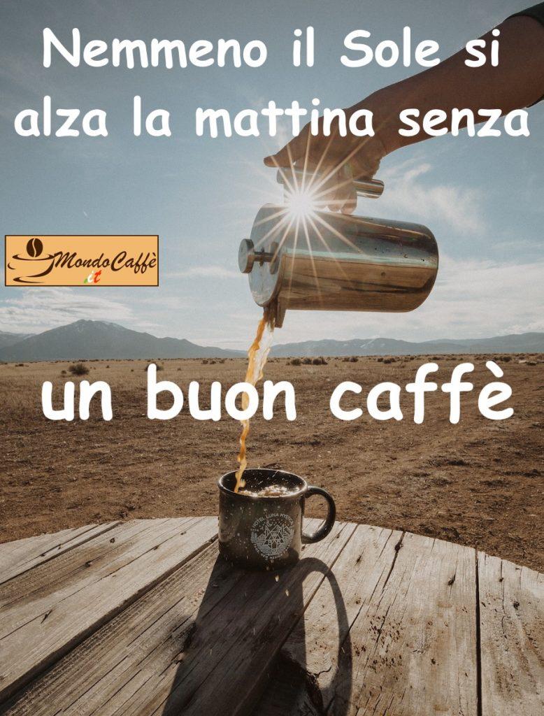sole e caffè
